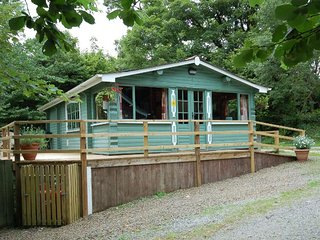 FORRO Log Cabin in Bude, Woolsery