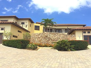 Villa Caribbean Dream, fantastic view, luxe villa, movie-star-house, Curazao