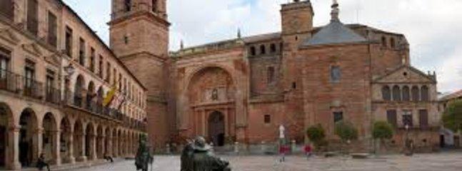 Villanueva de los Infantes en plena Ruta del  Quijote