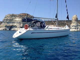 Sailing holidays! Rent a cabin in Kos.