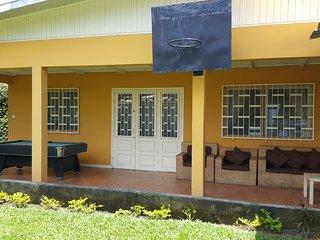 VILLA MEUBLEE EN LOCATION BONAPRISO DOUALA NJO NJO, Douala