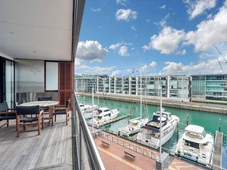 Prestigious WaterfrontAir Conditioned Apartment in The Point, Viaduct Harbour, Auckland, Auckland Central