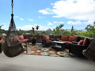 Pristine X lg 1 bdrm 1 bath aprt w/Sweeping Views of Kailua All Taxes Included