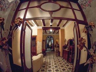 Casa rural en albaida Valencia, Familiar de lujo