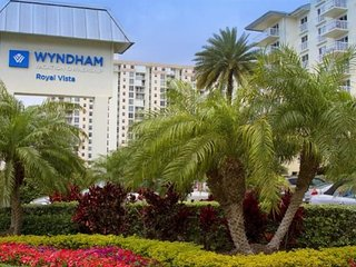 Wyndham Royal Vista 2 Bedroom Deluxe, Pompano Beach