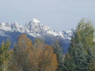 Jackson 3 bedroom 2 Bath Condo with Teton Views