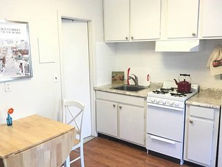 South End Gem classic brownstone 1BR - Location!