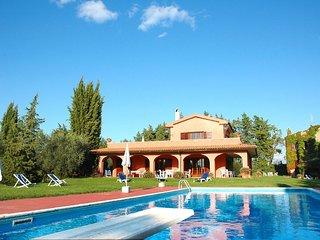Villa Rosa #10204.1, Pitigliano