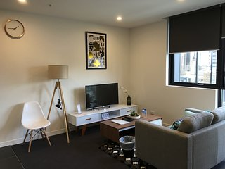 Cozy 2 Bedrooms Apartment CBD, Melbourne