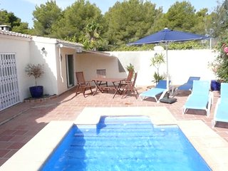 CASITA 2 BED ENSUITE PRIVATE POOL MOUNTAIN VIEWS.