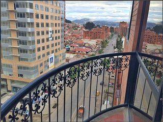Exclusive -Furnished Apartment In Cuenca For Rent