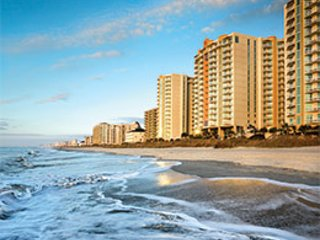 Myrtle Beach Bike Rally weekends 2/bedroom condo, North Myrtle Beach
