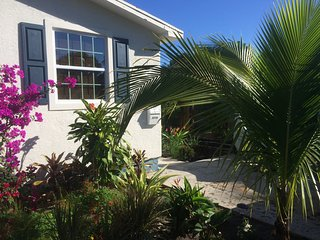 Newly renovated house , 1 block from intercostal sleeps 1-4