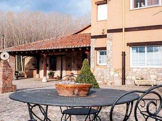 Spectacular, modern house in former flour mill in Castilla y Leon, w/ large terrace, garden & WiFi, Villacelama