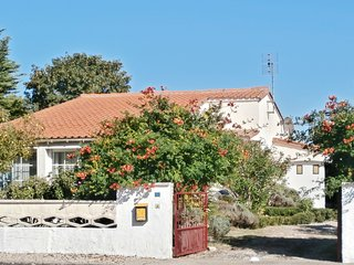 Superb holiday house near the beach town of Royan, with idyllic garden, Barzan