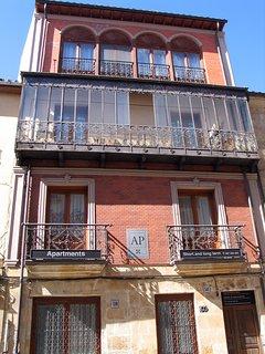 Nice apt in Salamanca & Wifi
