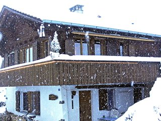 Nice chalet - 300 m from the slopes