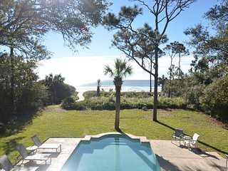 Oceanfront, Sea Pines, 22 Black Skimmer Ln.