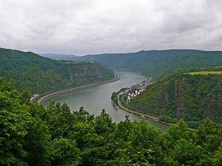 Waldeiche-Rheinblick #4287.1, Sankt Goar