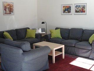 4,5 Zimmer Wohnung in Chalet mit  wunderbare Aussicht  auf Berge und Wassefälle