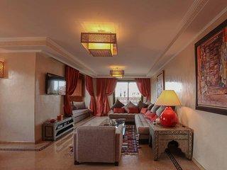 Casa de Lujo en el lugar mas precioso de Marrakech