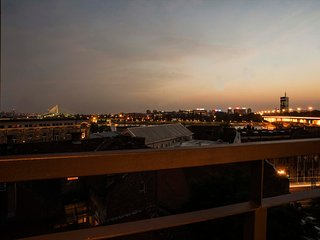 Beautiful view of bridges, Savamala Apartment 14a, Belgrade