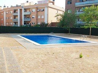 Lloret de mar apartamento con piscina, PK, 4 pers + 1