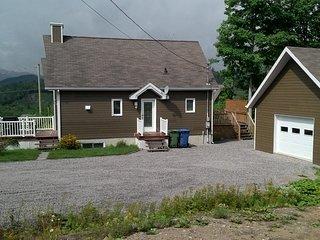 Chalet Julia Saguenay, L'Anse Saint-Jean, Quebec