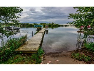 Amazing Lakefront home on Fish Lake in Maple Grove
