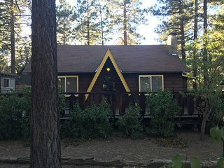 Acosta Cozy Cabin - 4 Bd Big Bear