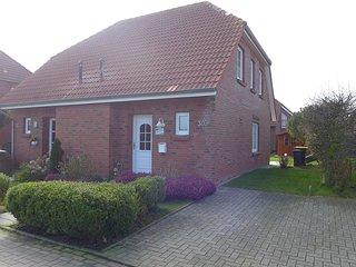 Ferienhaus an der Nordsee #5340.1, Nessmersiel
