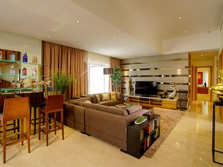 exclusive penthouse near shopping centre