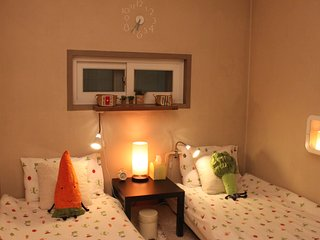 New SALE ! Two bed private room A