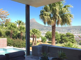 Central Cape Town Luxury Home Under Table Mountain, Le Cap
