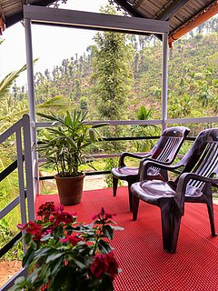 Sit out at mist valley which gives a good view of nature