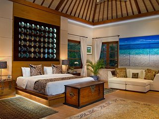HUGE POOL | 4 BR BEACHSIDE LUXURY | VILLA PANTAI, Sanur