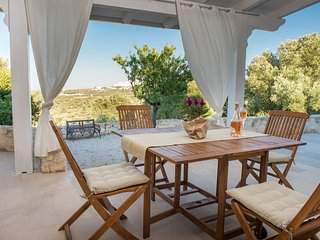 Apulia sea view villa - at 2000 m from Ostuni White City down town -sea at 10'
