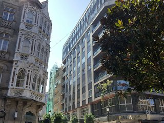 Encantador Apartamento Vintage  Muy Céntrico., Vigo