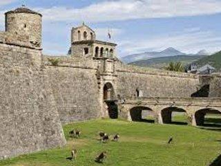 Ciudadela en Jaca