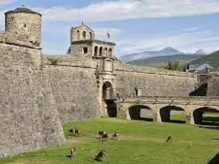 Jaca Citadelle