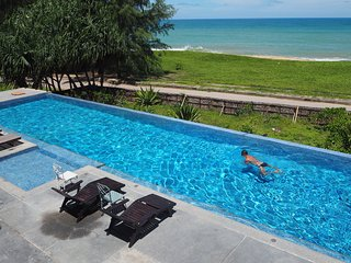 18 m saltwater swimming pool