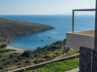 Aegina Kleidi Villa II, sea-view house, up to 8 guests, near Klima beach