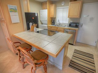 Fully Air-Conditioned 2-Bedroom Remodeled Condo