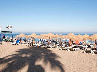 Primera linea de playa. La Cala de Mijas