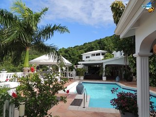 Beautiful Villa with EXCEPTIONAL VIEW !, Anse Marcel