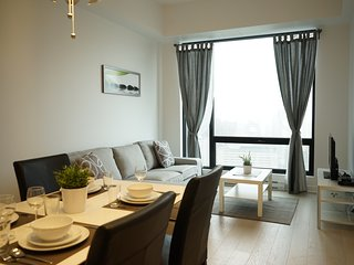 BEAUTIFUL 2 BEDROOM FULLY FURNISHED IN MONTREAL, Montreal