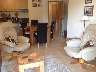 Stylish Paradiski apartment. Les Coches, Savoie