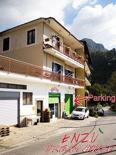 Enzu Dream Holiday House Tramonti Amalfi Coast