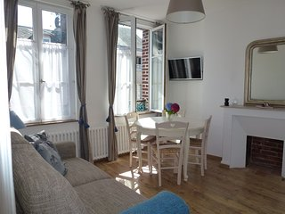 Charming apartment Honfleur