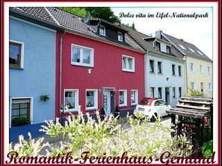 Romantik-Ferienhaus-Gemünd im Eifelnationalpark